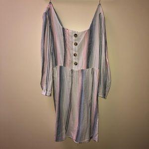 NWT Blush Dress